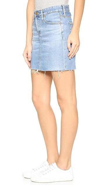 AG The Sandy Miniskirt