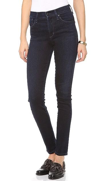AGOLDE Sophie Skinny Jeans