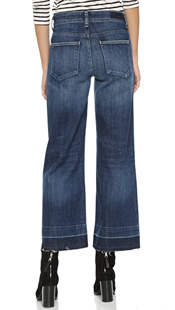 AGOLDE June High Rise Sailor Jeans