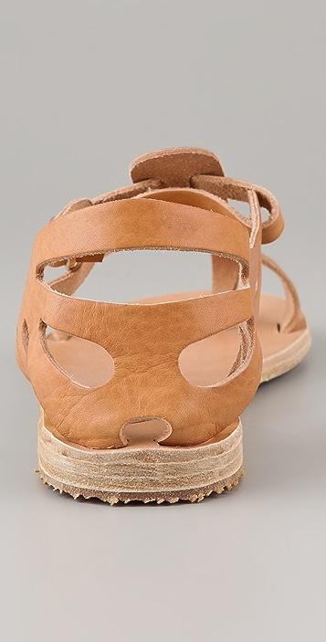 Ancient Greek Sandals Ariadne Flat Thong Sandals