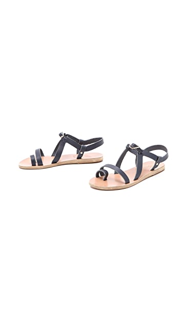 Ancient Greek Sandals Phoebe Flat Sandals