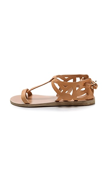 Ancient Greek Sandals Lia Flat Sandals