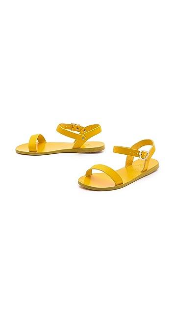 Ancient Greek Sandals Drama Sandals