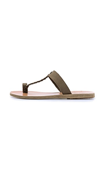 Ancient Greek Sandals Melpomeni Thong Sandals