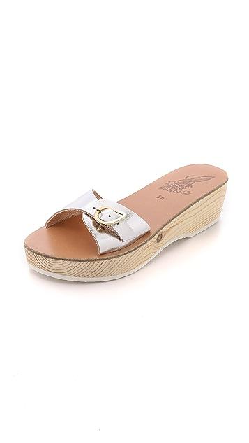 Ancient Greek Sandals Filia Sabot Clog Slides