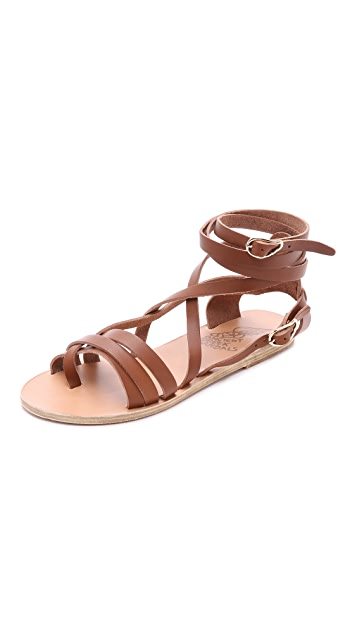 Ancient Greek Sandals Satira Sandals