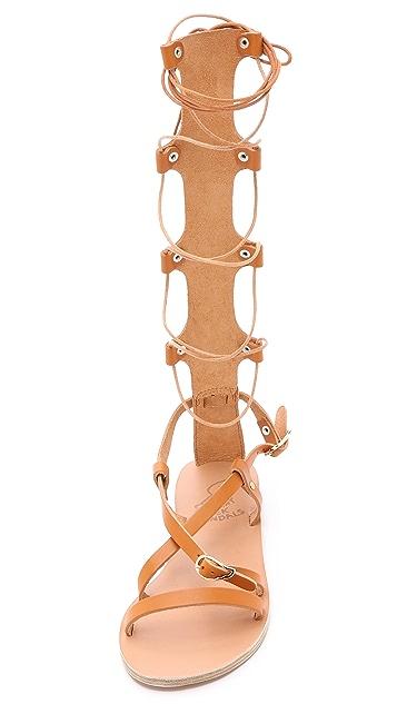 Ancient Greek Sandals Sofia Gladiator Sandals
