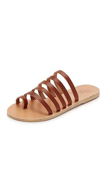 Ancient Greek Sandals Niki Flat Sandals