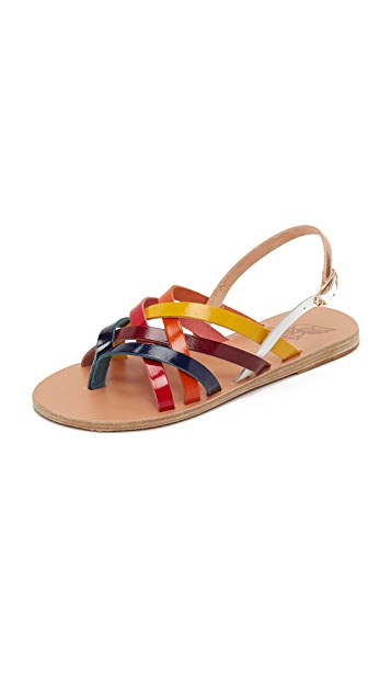 Ancient Greek Sandals Effie Sandals