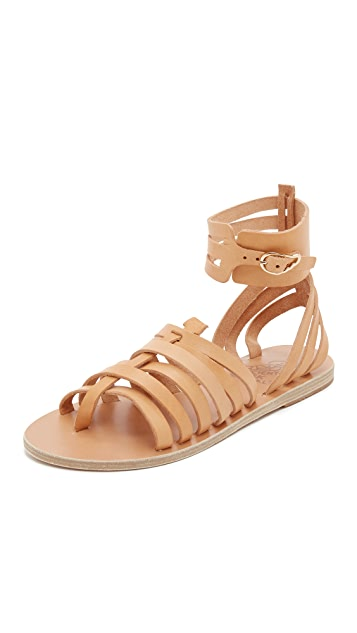 5cae938ec28 Ancient Greek Sandals Zaira Gladiator Sandals ...