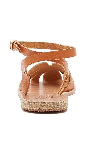 Ancient Greek Sandals Aella Flat Sandals