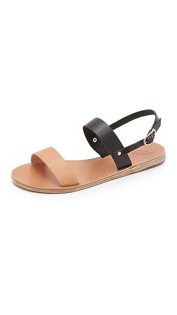 Ancient Greek Sandals Сандалии Clio