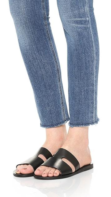 Ancient Greek Sandals Apteros Slides Shopbop