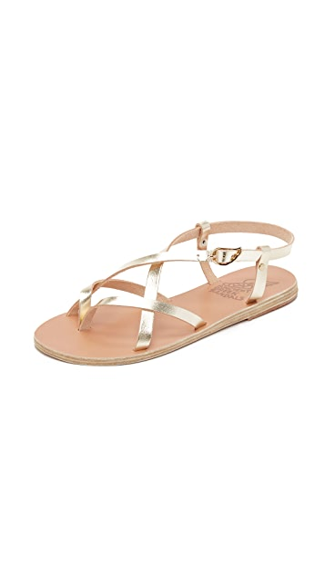 Ancient Greek Sandals Semele Sandals