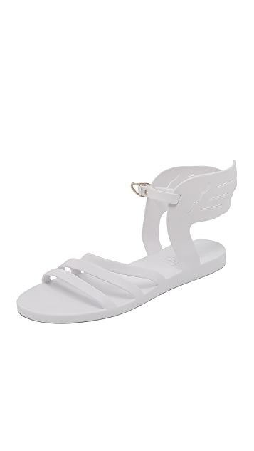 Ancient Greek Sandals Ikaria Wing Jelly Sandals