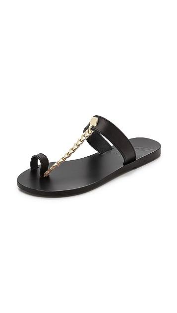 Ancient Greek Sandals Melpomeni Thong Sandals