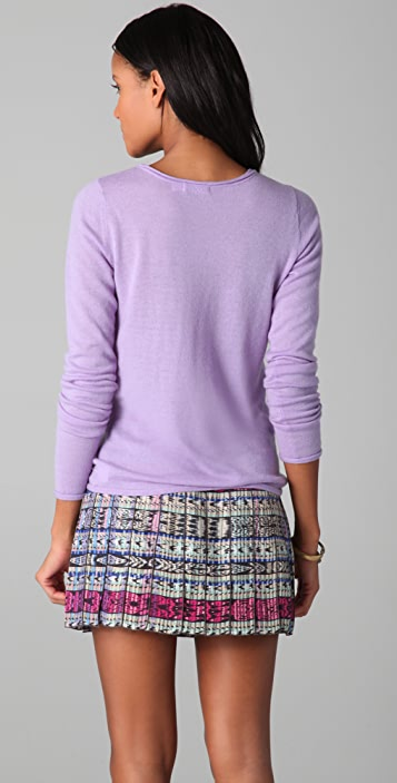 AIKO Kori Destination Cashmere Sweater
