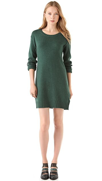 AIKO Sayoko B Sweater Dress