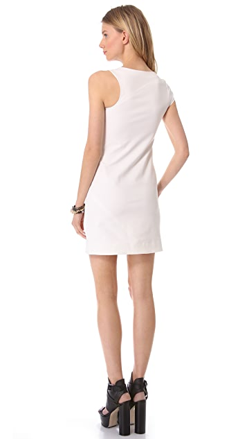 AIKO Laurette One Sleeve Dress