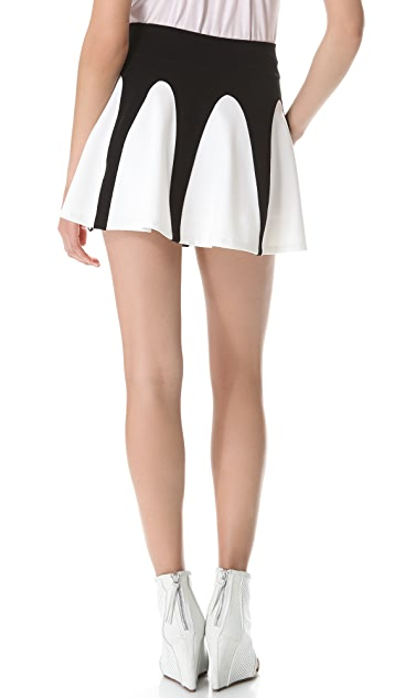 AIKO Two Tone Skirt