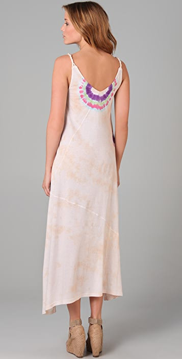 AKA New York Twisted Long Dress