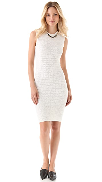 Alex Kramer Knit Tank Dress