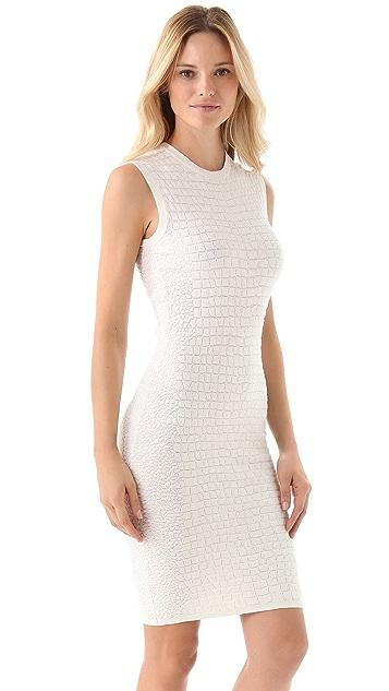 Alex Kramer Knit Tank Dress