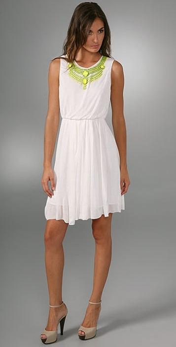 A.L.C. Sunburst Dress