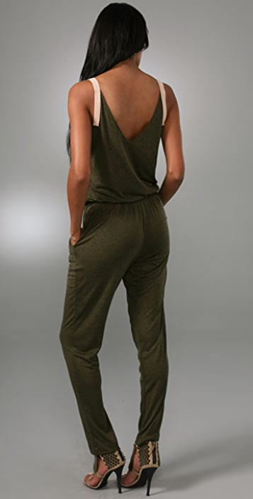 A.L.C. Linen Jumpsuit