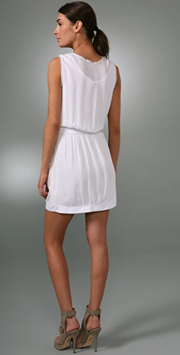 A.L.C. Mixed Dress