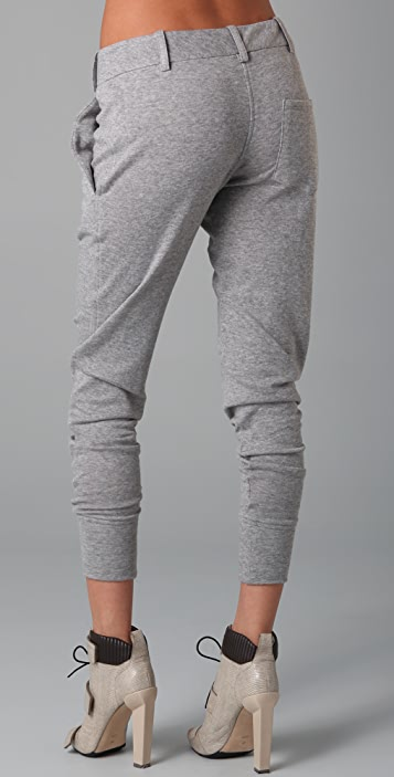 A.L.C. Trouser Sweatpants