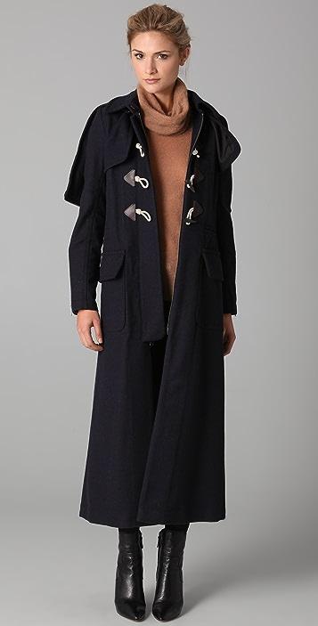 A.L.C. Hooded Duffel Coat