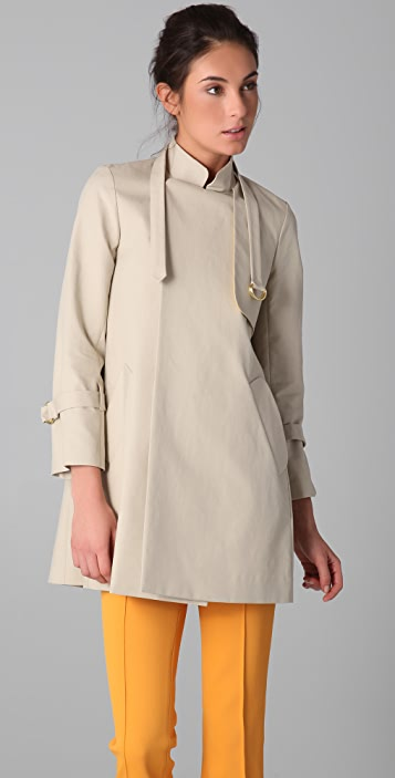 A.L.C. Tallulah Trench Coat
