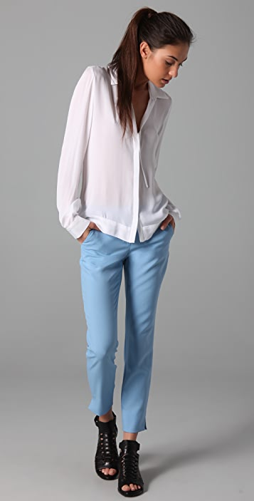 A.L.C. Arissa Blouse