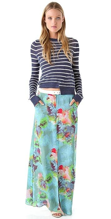 A.L.C. Allegra Maxi Skirt