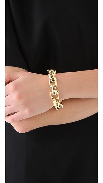 A.L.C. Ball & Chain Bracelet