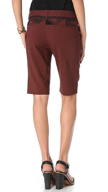 A.L.C. Yorke Shorts