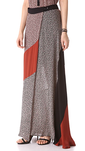 A.L.C. Hayes Maxi Skirt