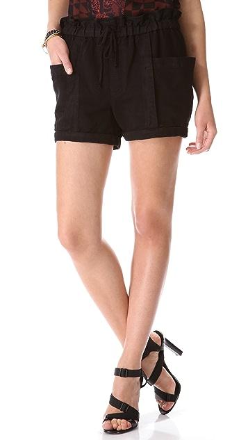 A.L.C. Alia Shorts