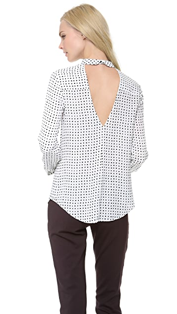 A.L.C. Channing Blouse