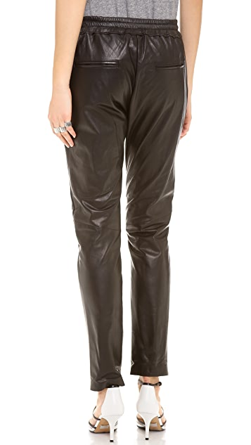 A.L.C. Tony Leather Pants