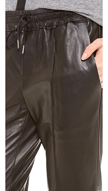 A.L.C. Tony Leather Pants