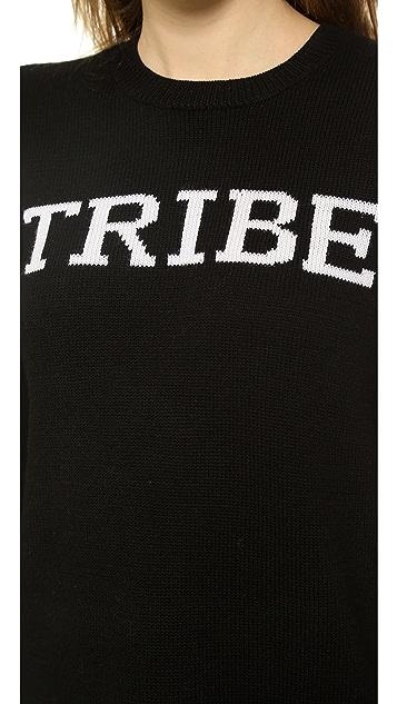 A.L.C. Tribe Crew Sweater