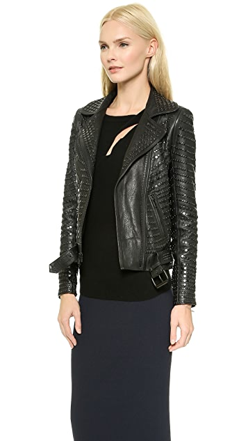 A.L.C. Blake Leather Jacket