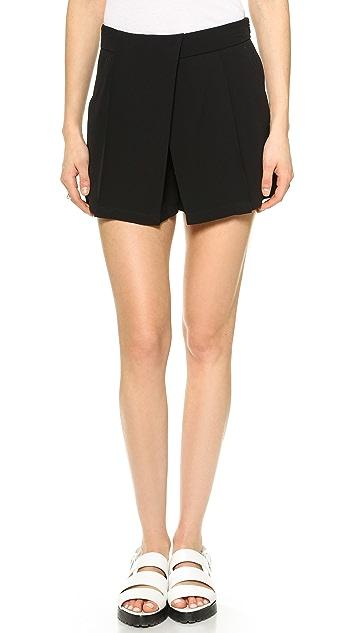 A.L.C. Dello Shorts