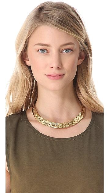 Charles Albert Woven Collar