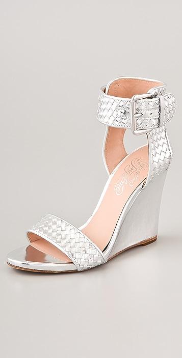 Alejandro Ingelmo Gilda Wedge Sandals