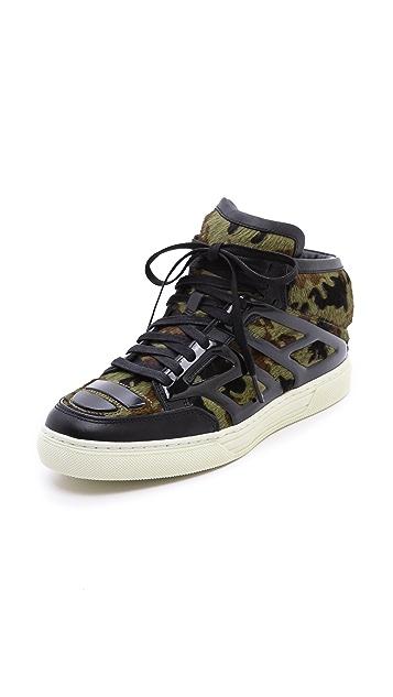 Alejandro Ingelmo Tron Haircalf Sneakers