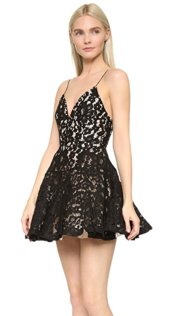 Alex Perry Leisa Mini Dress