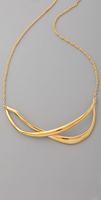 Alexis Bittar Liquid Twined Necklace